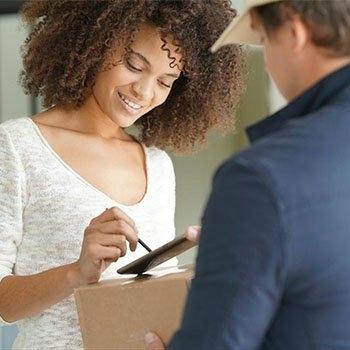 Értékhatártól független ingyenes házhozszállítás