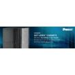 PANDUIT Net-Verse szerver kabinet, 600x1000 mm, 42U magas