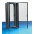 ZPAS oldallap Z-SERVER 47U 1000 mm mély szerver rackhez, fekete (1 oldal)