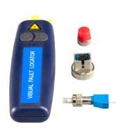 EFB vizuális hibakereső 1,25 és 2,5mm ferrulehoz, SM, MM szálhoz