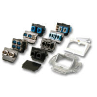 EFB Multi System optikai aljzat-készlet, RAL9010 fehér
