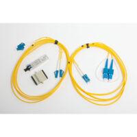 IDEAL NETWORKS 1000BASE-LX Fibre kit (SFP+tesztkábel+adapter)