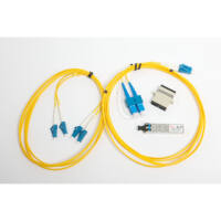 IDEAL NETWORKS 1000BASE-ZX Fibre kit (SFP+tesztkábel+adapter)