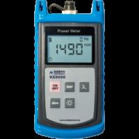 KURTH ELECTRONIC KE8000 optikai teljesítménymérő