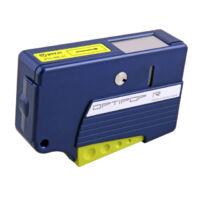 OPTIPOP optikai tisztítókazetta cserélhető szalaggal, száraz/nedves tisztításhoz