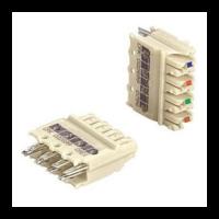 PANDUIT GP6 PLUS Category 6 punchdown csatlakozó blokk, 4 érpáras