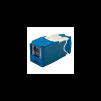 PANDUIT Mini-Com TX6A 10Gig rugós port takaróval ellátott Category 6A UTP betétek