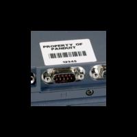 PANDUIT P1 Super Tack öntapadós címkekazetták LS8E kézi címkenyomtatókhoz, érdes felületekre