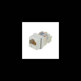 PANDUIT NetKey Category 6 UTP betét, fehér