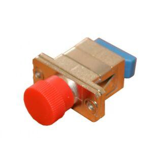 OPTRONICS FC-SC hibrid optikai adapter, SM