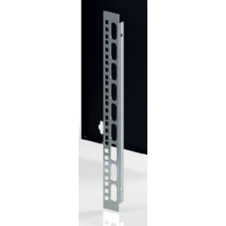 6U tartóprofil pár, WGB fali szekrényhez