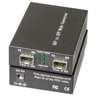 EFB Média Konverter 2 x SFP Gigabit Port