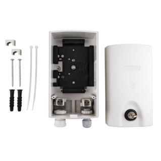 EFB kültéri Micro zárható műanyag hegesztődoboz, IP54, RAL7035 világosszürke