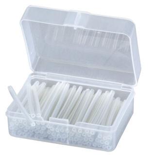 EFB hegesztésvédő zsugorcső doboz, 45 mm-es hegesztésvédőkkel, 100 darabos