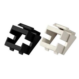 Keystone adapter keret SC/E2000/LCD adapterhez