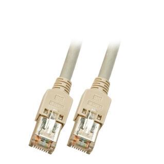 EFB Category 5e F/UTP réz patch kábel, szürke, L=25 méter