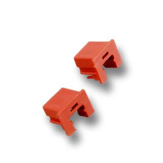 EFB jelölő dugó 1 érpárhoz LSA végelzárókba, piros