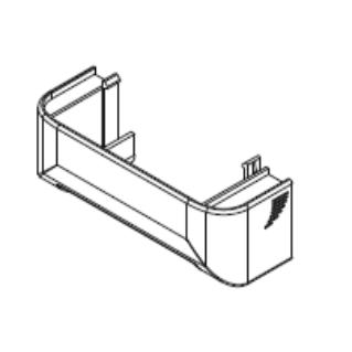 HUBER+SUHNER védőadapter OptiSocket optikai falidobozhoz