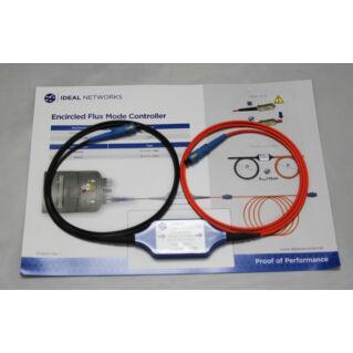 IDEAL NETWORKS Encircled Flux 50/125µm SC-SC kábel FiberTEK III mérőadapterhez