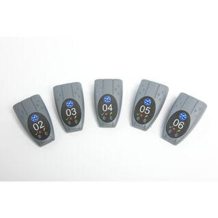IDEAL NETWORKS 5 darabos RJ-45 remote unit készlet SignalTEK, NaviTEK és LanXPLORER teszterekhez