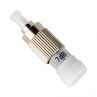 KAMAX OPTICS SM 9/125 FC/PC plug-type, fix értékű optikai csillapítótag