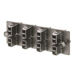 Panduit Opticom LC Fiber Adapter Panel (FAP), 6xLC duplex MM OM2