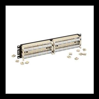 """PANDUIT GP6 PLUS Category 6 punchdown kirendező-szett, 19"""", 2x96 érpáras (2x24 portos)"""