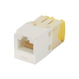 PANDUIT Mini-Com TX5e 28/30 AWG Category 5e UTP betét, fehér