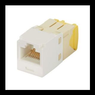 PANDUIT Mini-Com TX5e 28/30 AWG Category 5e UTP betét, fehér