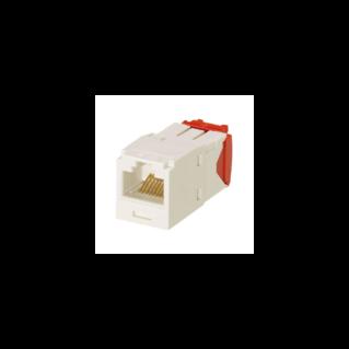 PANDUIT Mini-Com TX5e standard Category 5e UTP betét, fehér