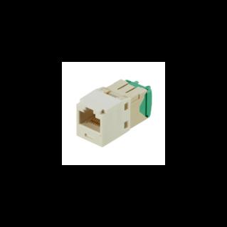 PANDUIT Mini-Com TX6 PLUS 28/30 AWG Category 6 UTP betét, fehér