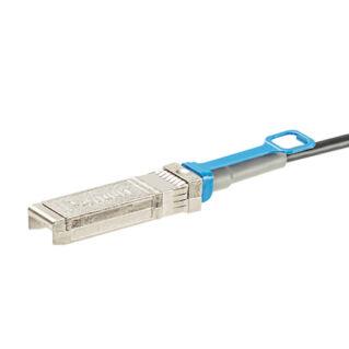PANDUIT SFP28 25Gb/s nagy sebességű passzív direkt kábel, fekete, L=1 méter