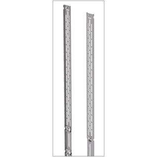 ZPAS 45U magas felerősítő adapter vertikális hálózati elosztók SZB IT rack szekrényekbe szereléséhez