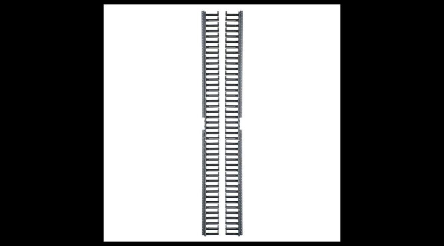 PANDUIT oldalsó függőleges kábelrendező-készlet 42U magas Net-Verse ... e4d61029b3